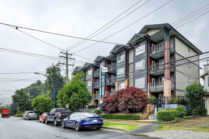 306 2351 KELLY AVENUE - Central Pt Coquitlam Apartment/Condo for sale, 1 Bedroom (R2475800)