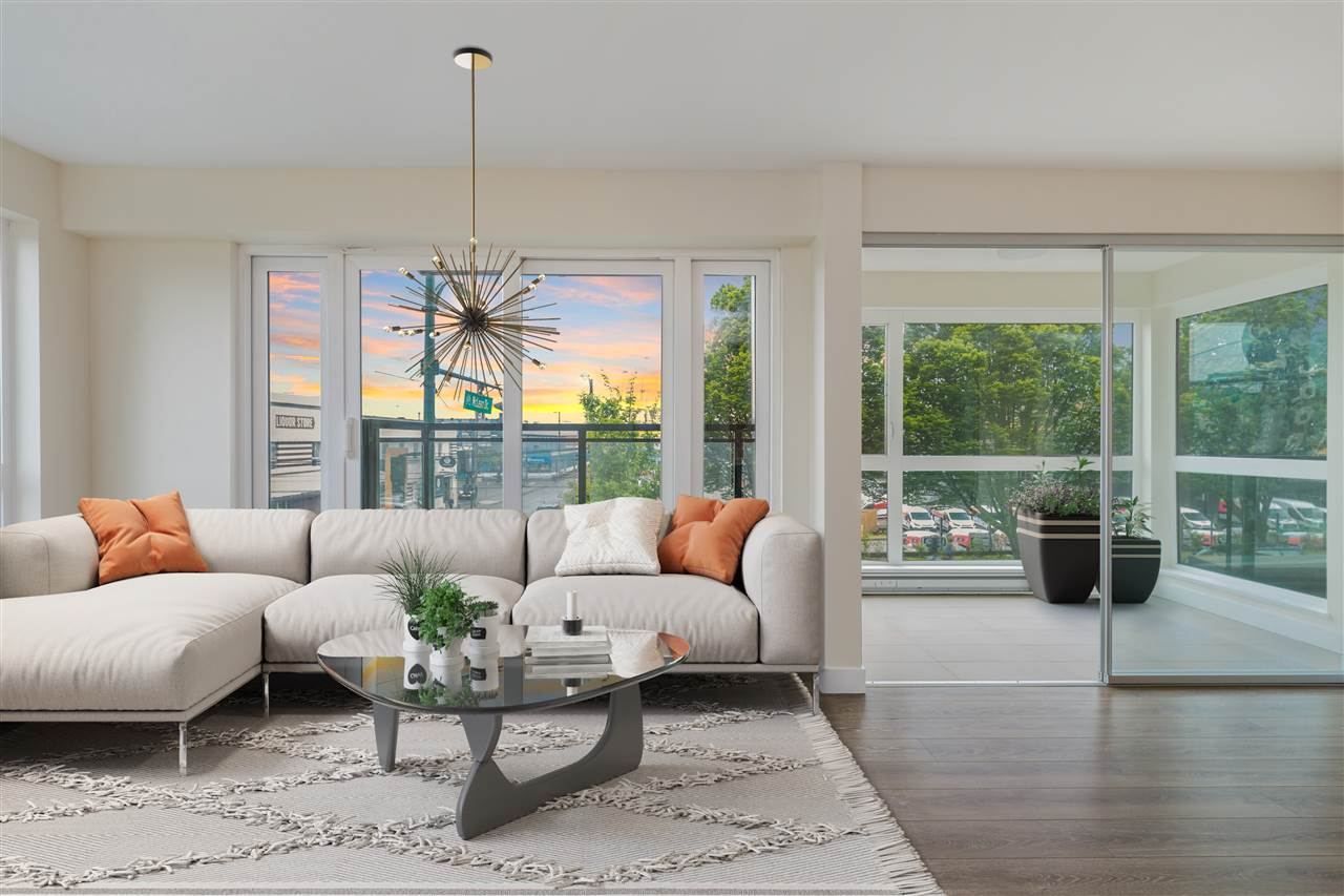 213 1588 E HASTINGS STREET - Hastings Apartment/Condo for sale, 2 Bedrooms (R2475835)