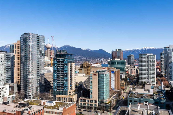 2806 928 BEATTY STREET - Yaletown Apartment/Condo for sale(R2475853)