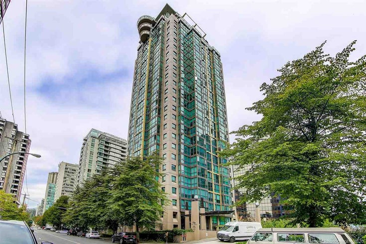 1701 1367 ALBERNI STREET - West End VW Apartment/Condo for sale, 2 Bedrooms (R2475858)