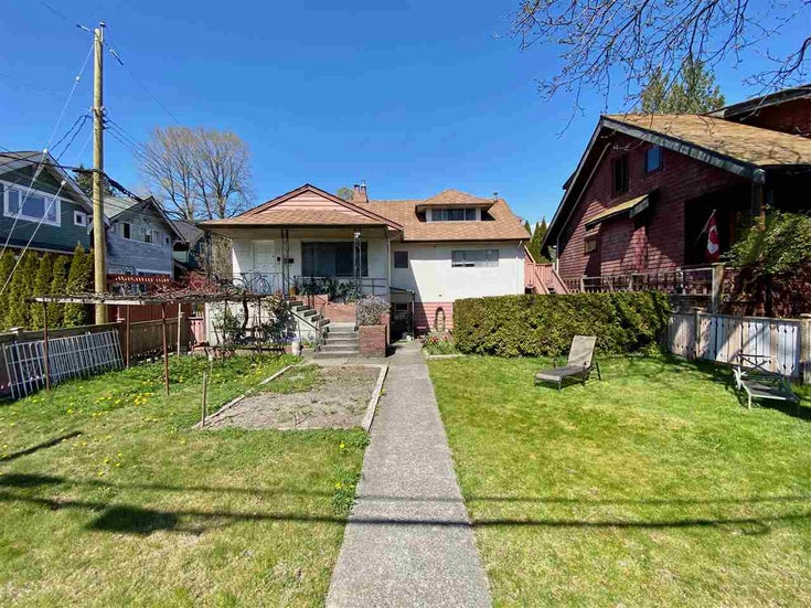 3053 W 8TH AVENUE - Kitsilano House/Single Family for sale, 9 Bedrooms (R2475939)