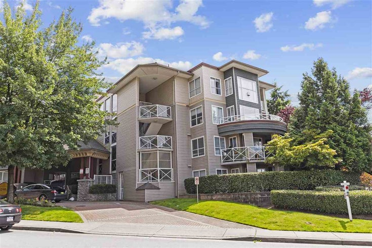 225 528 ROCHESTER AVENUE - Coquitlam West Apartment/Condo for sale, 1 Bedroom (R2475991)