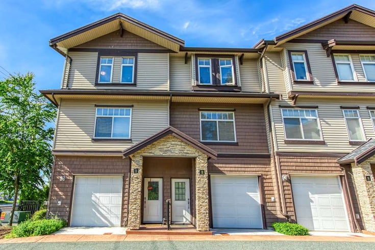 1 2950 LEFEUVRE ROAD - Aberdeen Townhouse for sale, 4 Bedrooms (R2476061)