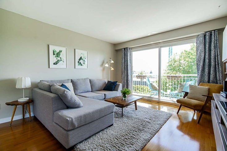 206 306 W 1ST STREET - Lower Lonsdale Apartment/Condo for sale, 2 Bedrooms (R2476201)