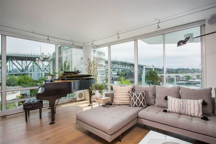 602 1501 HOWE STREET - Yaletown Apartment/Condo for sale, 2 Bedrooms (R2476235)
