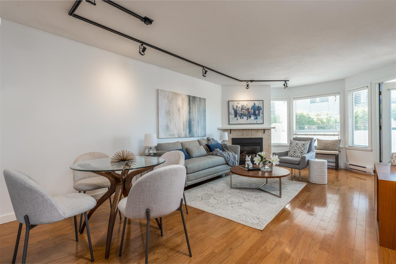 105 175 W 4TH STREET - Lower Lonsdale Apartment/Condo for sale, 1 Bedroom (R2476302) - #5