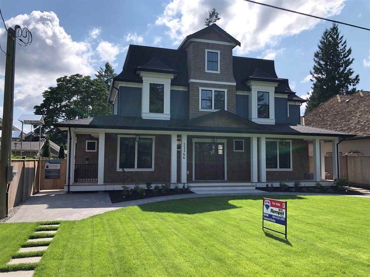 23366 FRANCIS AVENUE - Fort Langley House/Single Family for sale, 6 Bedrooms (R2476346)