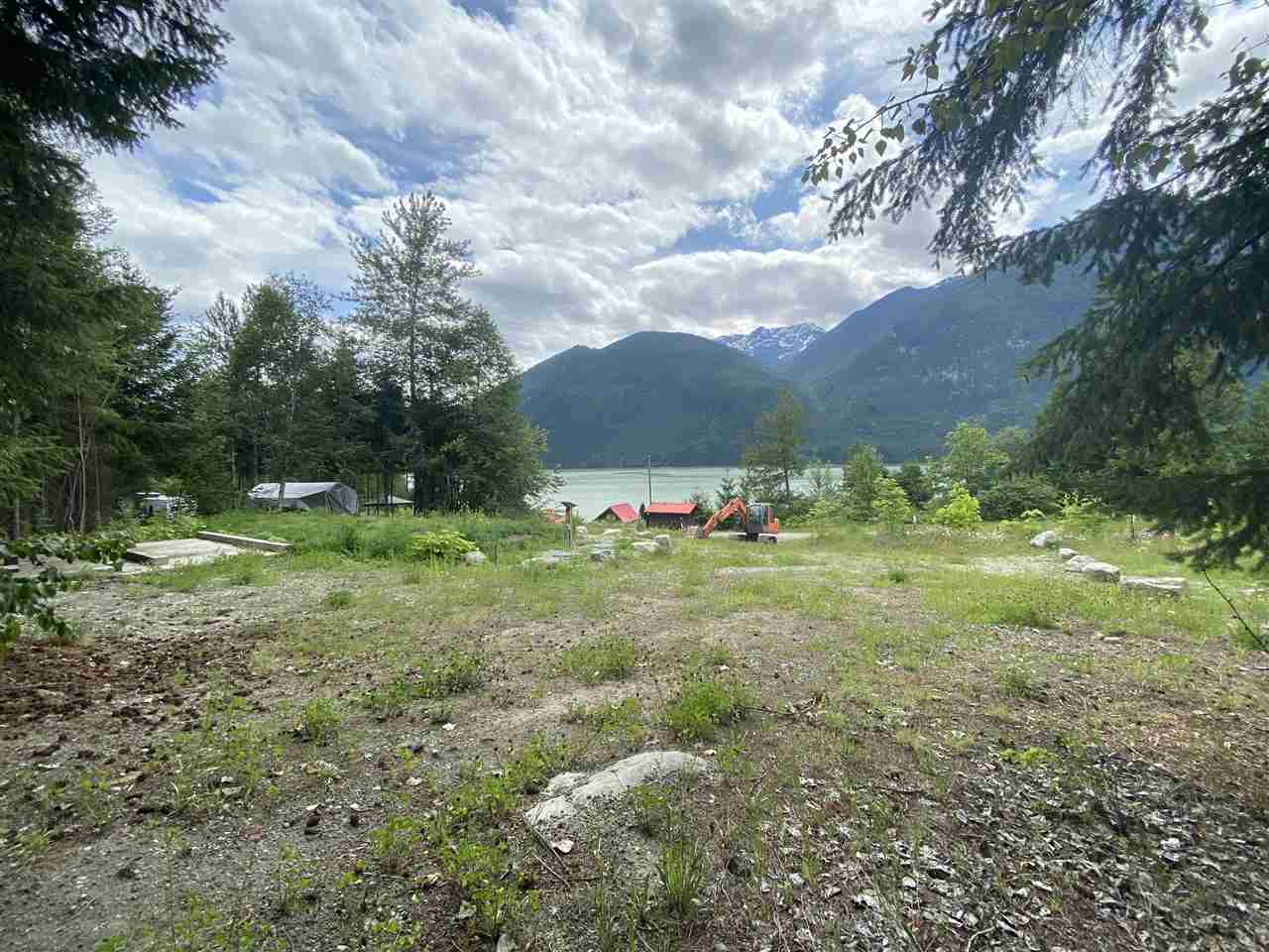 LOT 15 LILLOOET LAKE FOREST SERVICE ROAD - Pemberton  for sale(R2476385)