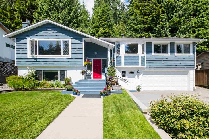1428 MCNAIR DRIVE - Lynn Valley House/Single Family for sale, 5 Bedrooms (R2476456)