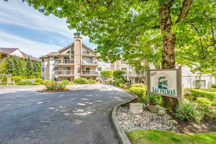 107 455 BROMLEY STREET - Coquitlam East Apartment/Condo for sale, 1 Bedroom (R2476486)