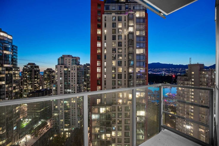 2807 1189 MELVILLE STREET - Coal Harbour Apartment/Condo for sale, 1 Bedroom (R2476515)