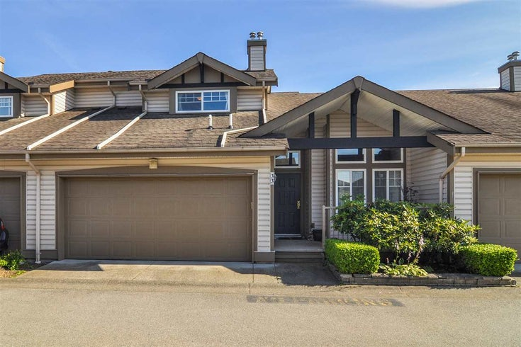 33 20222 96 AVENUE - Walnut Grove Townhouse for sale, 4 Bedrooms (R2476518)