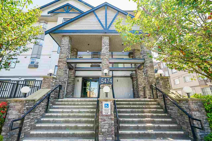 208 5474 198 STREET - Langley City Apartment/Condo for sale, 2 Bedrooms (R2476542)