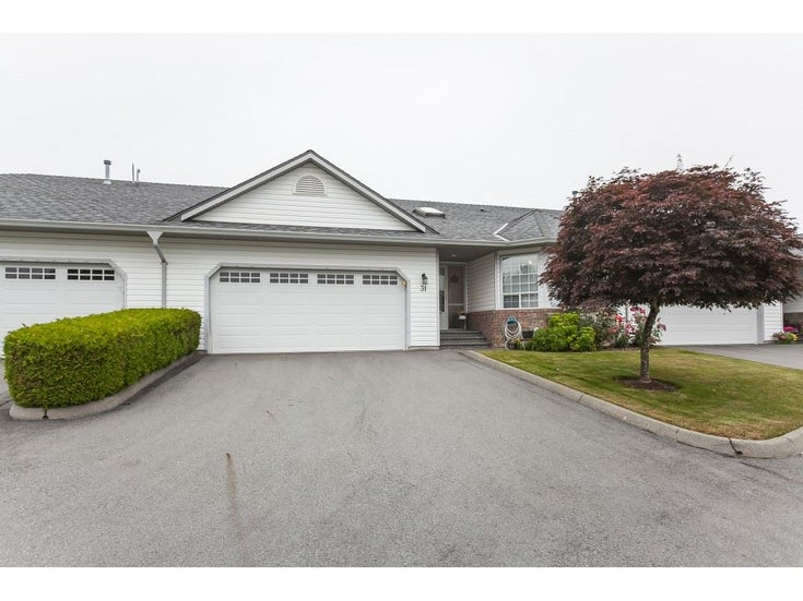 31 3293 FIRHILL DRIVE - Abbotsford West Townhouse for sale, 2 Bedrooms (R2476571)
