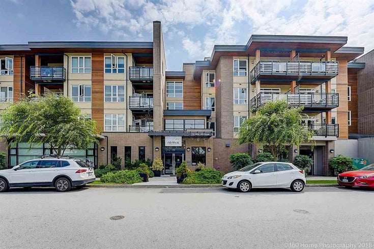 314 733 W 14TH STREET - Mosquito Creek Apartment/Condo for sale, 2 Bedrooms (R2476574)