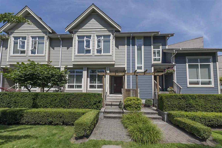 1021 E 20TH AVENUE - Fraser VE Townhouse for sale, 3 Bedrooms (R2476588)