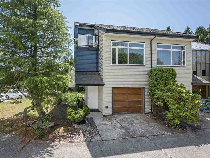 1 623 FARNHAM ROAD - Gibsons & Area Townhouse for sale, 2 Bedrooms (R2476635)