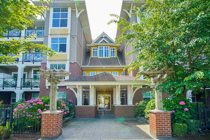 410 17712 57A AVENUE - Cloverdale BC Apartment/Condo for sale, 2 Bedrooms (R2476690)