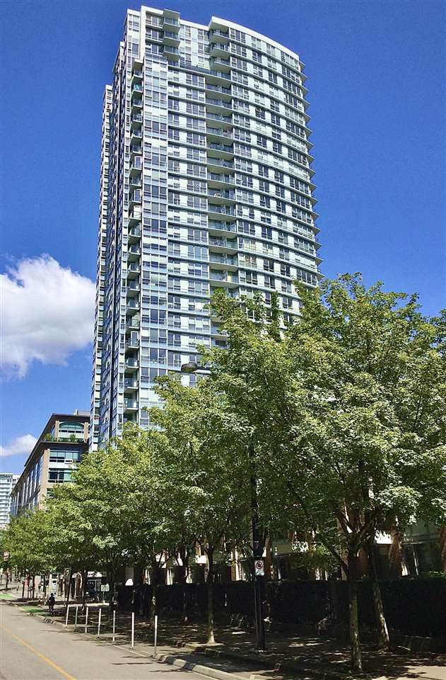 1007 928 BEATTY STREET - Yaletown Apartment/Condo for sale, 1 Bedroom (R2476691) - #1