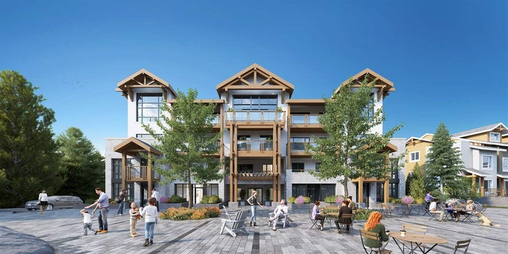 SL #38 THE RESIDENCES AT TOUCHSTONE VILLAGE - Gibsons & Area Apartment/Condo for sale, 2 Bedrooms (R2476843)
