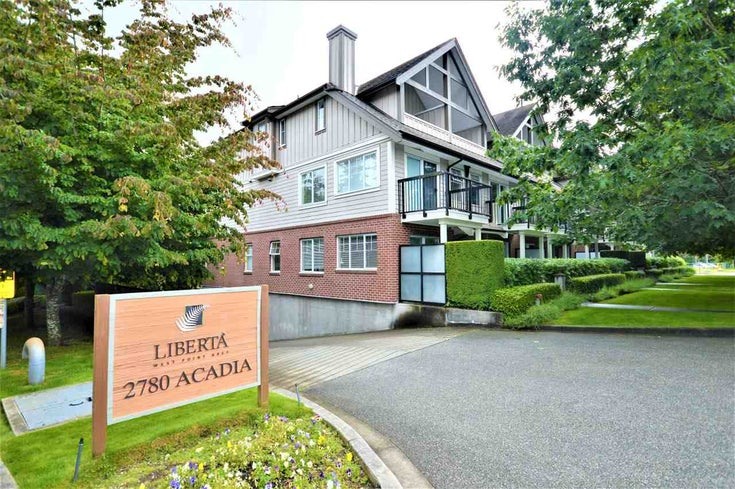 214 2780 ACADIA ROAD - University VW Townhouse for sale, 2 Bedrooms (R2476860)