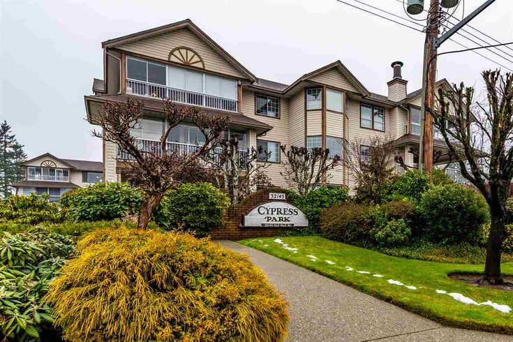 206 32145 OLD YALE ROAD - Abbotsford West Apartment/Condo for sale, 2 Bedrooms (R2476885)