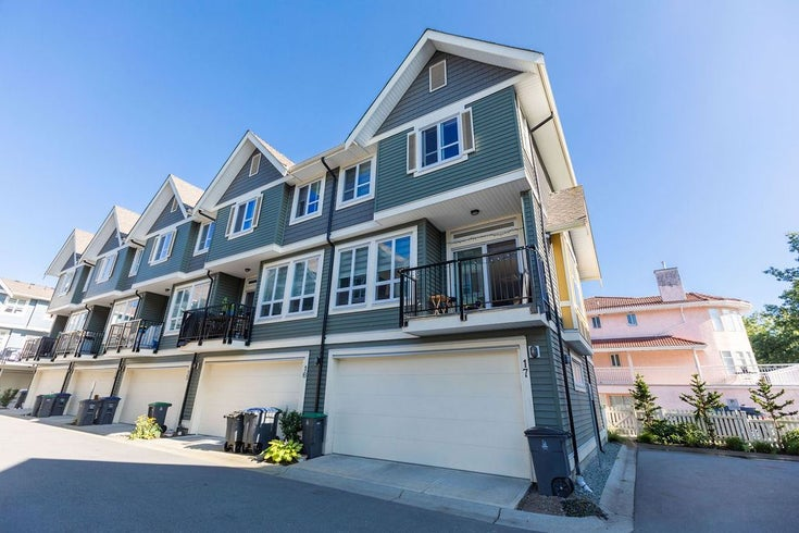 17 14388 103 AVENUE - Whalley Townhouse for sale, 3 Bedrooms (R2476939)
