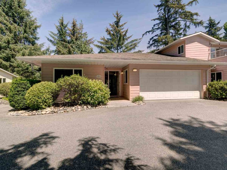 304 1585 FIELD ROAD - Sechelt District Townhouse for sale, 2 Bedrooms (R2477023)