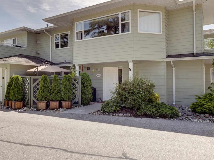 203 1585 FIELD ROAD - Sechelt District Townhouse for sale, 1 Bedroom (R2477026)