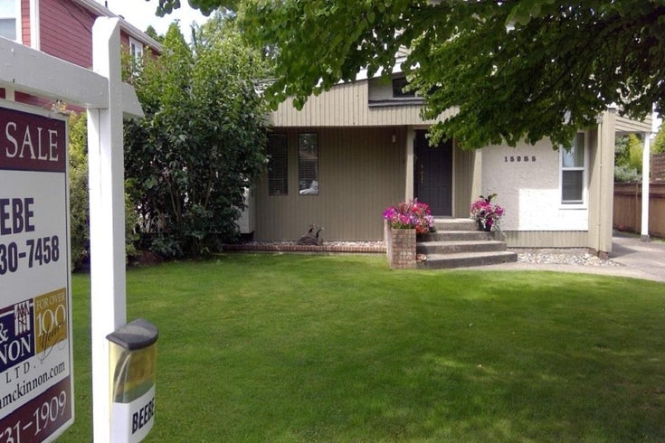 15855 THRIFT AVENUE - White Rock House/Single Family for sale, 5 Bedrooms (R2477053)