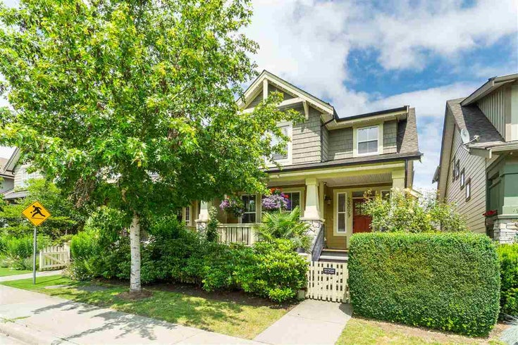 23029 JENNY LEWIS AVENUE - Fort Langley House/Single Family for sale, 4 Bedrooms (R2477103)
