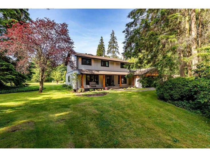 25183 ROBERTSON CRESCENT - Salmon River House with Acreage for sale, 5 Bedrooms (R2477122)