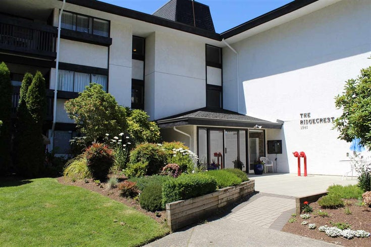 303 1561 VIDAL STREET - White Rock Apartment/Condo for sale, 2 Bedrooms (R2477198)