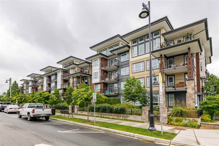 110 22562 121 AVENUE - East Central Apartment/Condo for sale, 2 Bedrooms (R2477225)