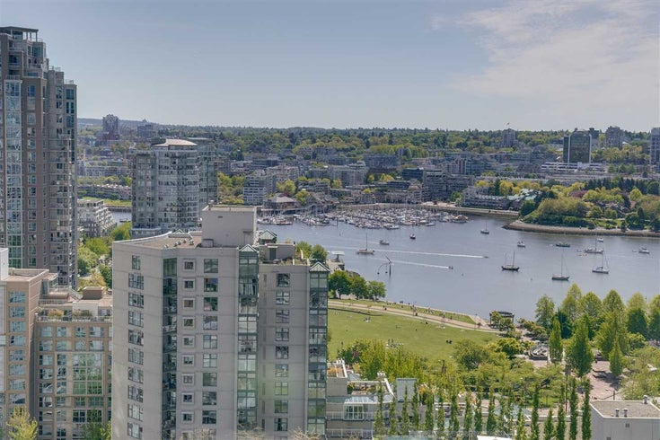 2305 1372 SEYMOUR STREET - Downtown VW Apartment/Condo for sale, 1 Bedroom (R2477227)