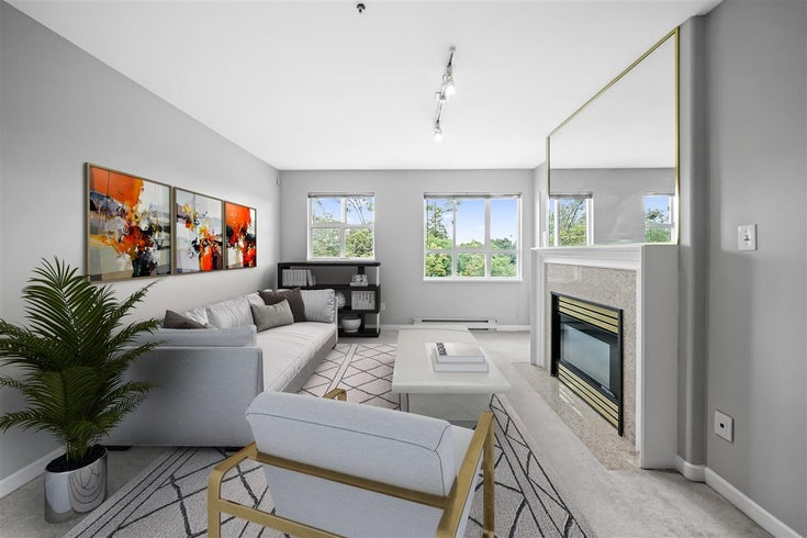 W315 488 KINGSWAY - Mount Pleasant VE Apartment/Condo for sale, 1 Bedroom (R2477228)