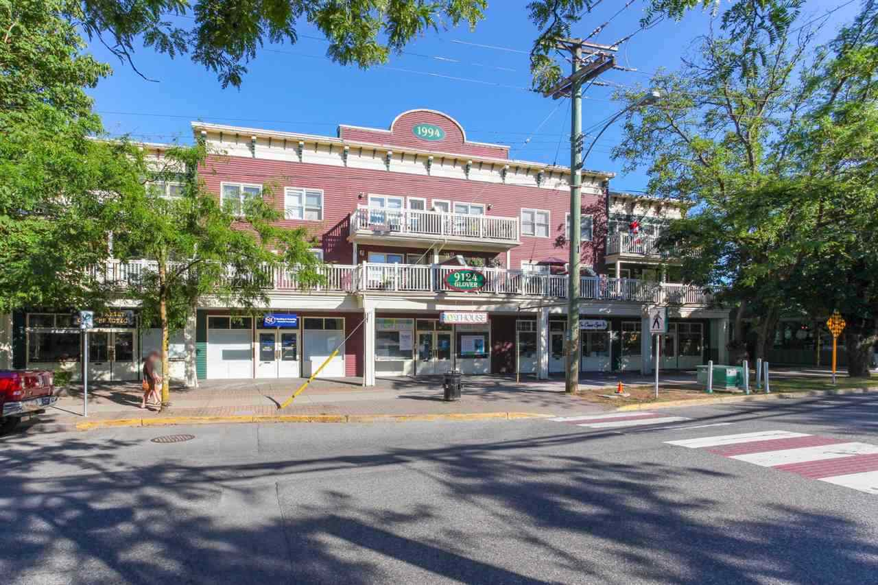 206 9124 GLOVER ROAD - Fort Langley Apartment/Condo for sale, 1 Bedroom (R2477339) - #1