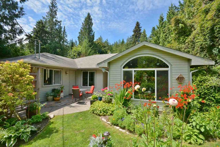 4513 RONDEVIEW ROAD - Pender Harbour Egmont House/Single Family for sale, 3 Bedrooms (R2477475)