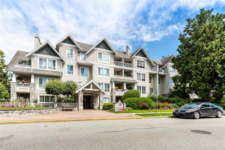 301 19091 MCMYN ROAD - Mid Meadows Apartment/Condo for sale, 1 Bedroom (R2477506)