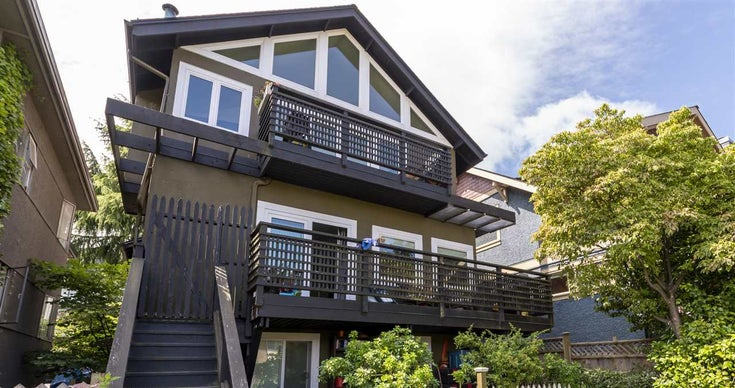 2144 W 3RD AVENUE - Kitsilano Townhouse for sale, 2 Bedrooms (R2477594)