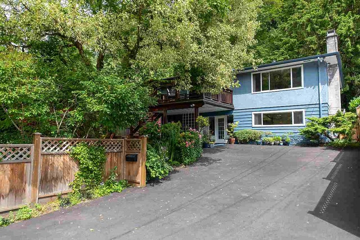 1958 PARKSIDE LANE - Deep Cove House/Single Family for sale, 4 Bedrooms (R2477680)