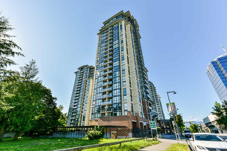 1907 10777 UNIVERSITY DRIVE - Whalley Apartment/Condo for sale, 1 Bedroom (R2477744)