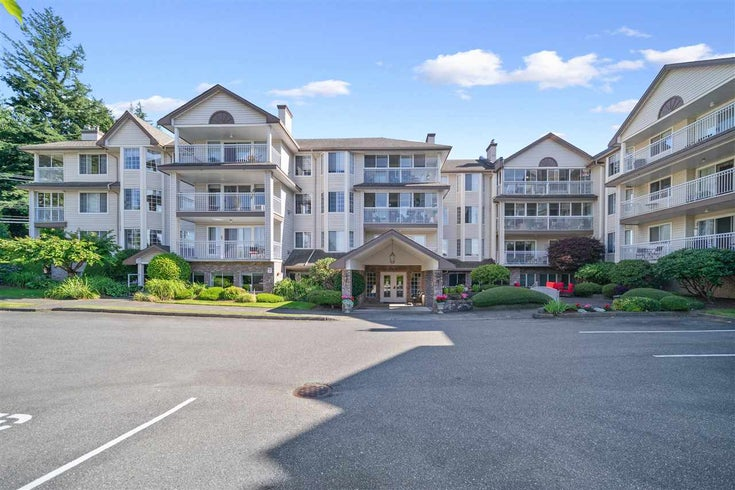 101 2491 GLADWIN ROAD - Abbotsford West Apartment/Condo for sale, 2 Bedrooms (R2477797)