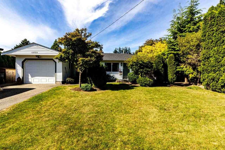13735 BLACKBURN AVENUE - White Rock House/Single Family for sale, 2 Bedrooms (R2477840)