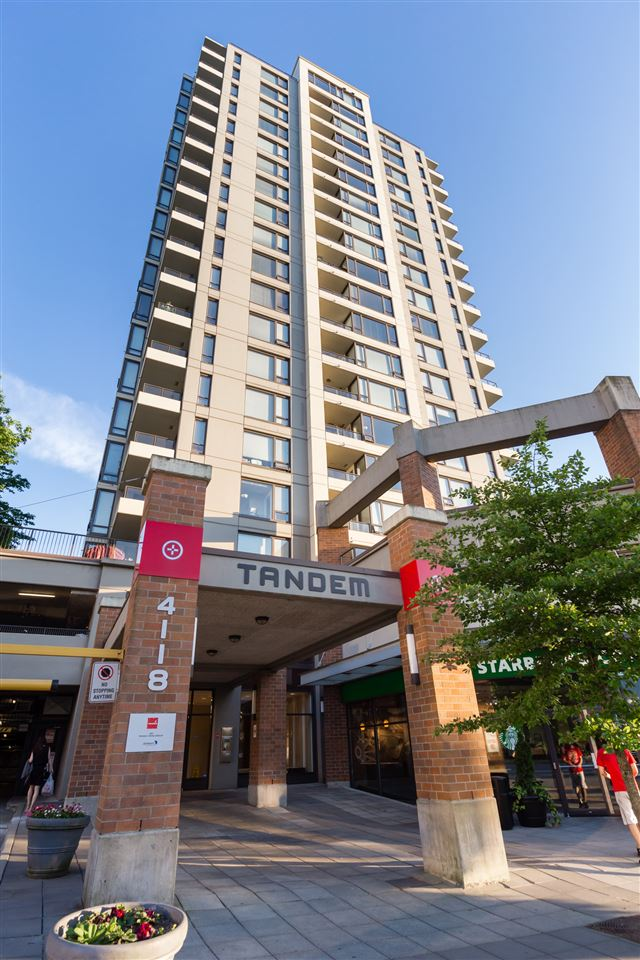 505 4118 DAWSON STREET - Brentwood Park Apartment/Condo for sale, 1 Bedroom (R2477927)