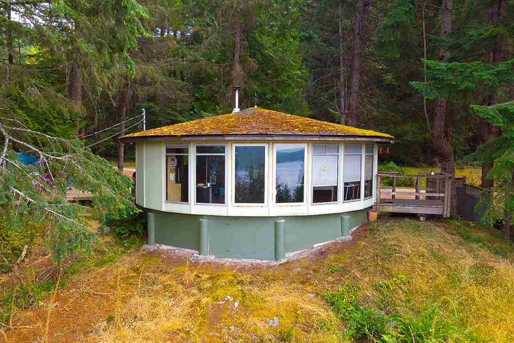 892 SCHOONER LANE - Bowen Island House/Single Family for sale, 1 Bedroom (R2477935)
