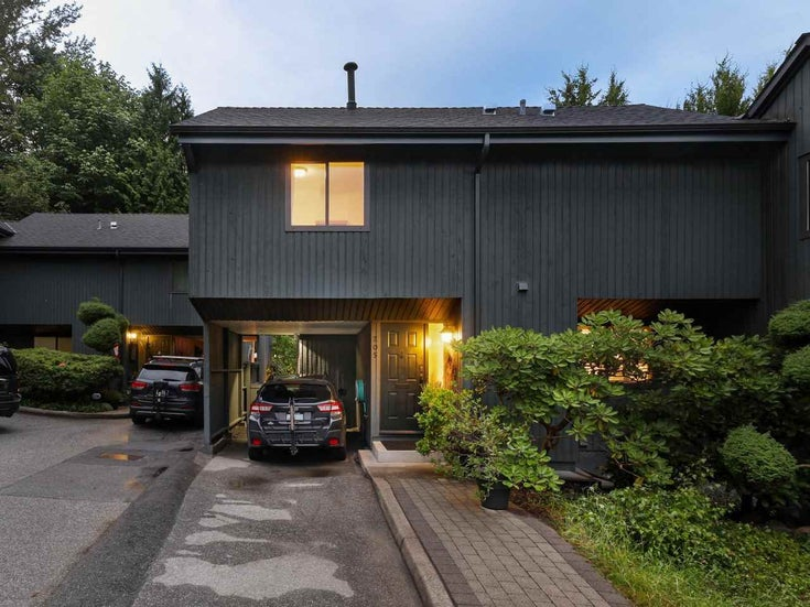 205 4001 MT SEYMOUR PARKWAY - Roche Point Townhouse for sale, 3 Bedrooms (R2478022)