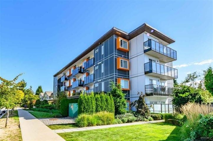 208 5288 BERESFORD STREET - Metrotown Apartment/Condo for sale, 1 Bedroom (R2478025)