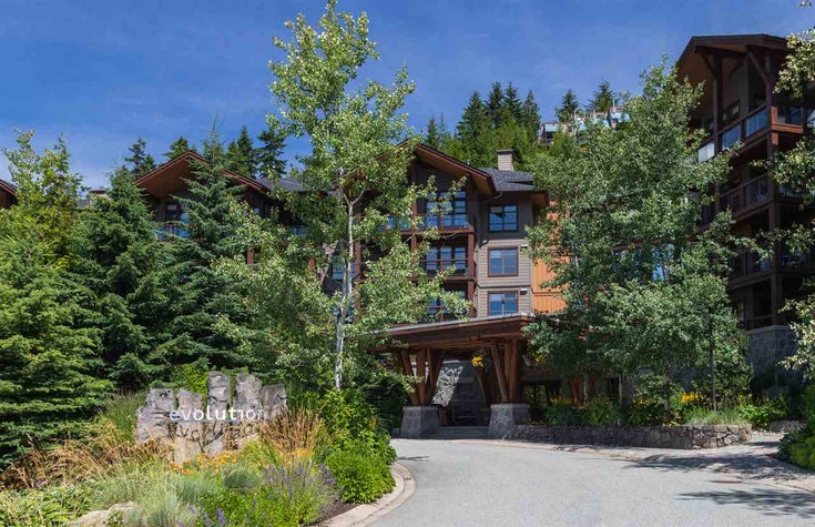 304C 2020 LONDON LANE - Whistler Creek Apartment/Condo for sale, 1 Bedroom (R2478059)