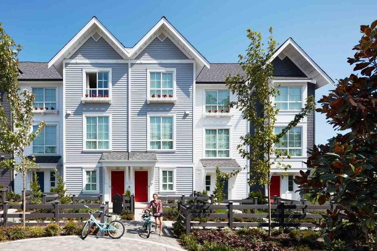 5 2838 LIVINGSTONE AVENUE - Abbotsford West Townhouse for sale, 2 Bedrooms (R2478063)